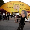 entrada fashion week               